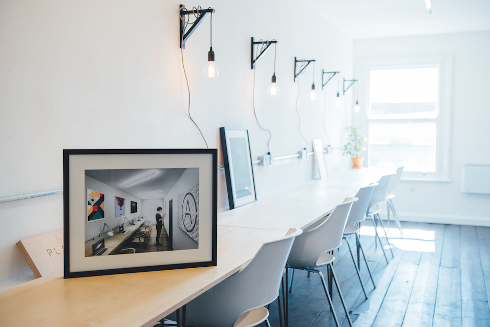 Inspiring co-working spaces